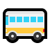 🚌 bus Emoji on Windows Platform