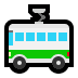 🚎 trolleybus Emoji on Windows Platform