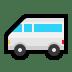 🚐 minibus Emoji on Windows Platform