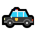 🚓 police car Emoji on Windows Platform