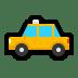 🚕 taxi Emoji on Windows Platform