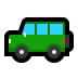 🚙 sport utility vehicle Emoji on Windows Platform