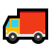 🚚 delivery truck Emoji on Windows Platform
