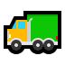 🚛 articulated lorry Emoji on Windows Platform