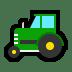 🚜 tractor Emoji on Windows Platform