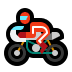 🏍️ motorcycle Emoji on Windows Platform