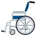 🦽 manual wheelchair Emoji on Windows Platform
