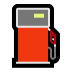 ⛽ fuel pump Emoji on Windows Platform
