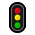 🚦 vertical traffic light Emoji on Windows Platform