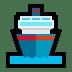 🛳️ passenger ship Emoji on Windows Platform