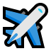 ✈️ Airplane Emoji on Windows Platform