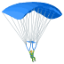 🪂 parachute Emoji on Windows Platform