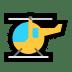 🚁 helicopter Emoji on Windows Platform