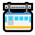 🚟 suspension railway Emoji on Windows Platform
