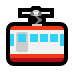 🚠 mountain cableway Emoji on Windows Platform