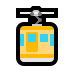 🚡 aerial tramway Emoji on Windows Platform