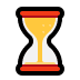 ⏳ hourglass not done Emoji on Windows Platform