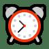 ⏰ alarm clock Emoji on Windows Platform