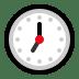 🕖 seven o'clock Emoji on Windows Platform