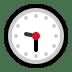 🕤 Nine-Thirty Emoji on Windows Platform