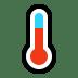 🌡️ thermometer Emoji on Windows Platform