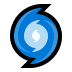 🌀 cyclone Emoji on Windows Platform