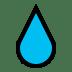 💧 droplet Emoji on Windows Platform