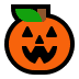 🎃 jack-o-lantern Emoji on Windows Platform