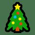 🎄 Christmas tree Emoji on Windows Platform