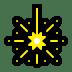 🎇 sparkler Emoji on Windows Platform