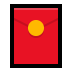 🧧 red envelope Emoji on Windows Platform