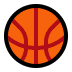 🏀 basketball Emoji on Windows Platform