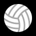 🏐 volleyball Emoji on Windows Platform