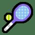 🎾 tennis Emoji on Windows Platform