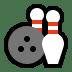 🎳 bowling Emoji on Windows Platform
