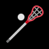 🥍 lacrosse Emoji on Windows Platform
