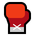 🥊 boxing glove Emoji on Windows Platform