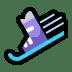 🎿 skis Emoji on Windows Platform