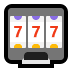 🎰 slot machine Emoji on Windows Platform