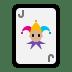 🃏 joker Emoji on Windows Platform