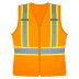 🦺 safety vest Emoji on Windows Platform
