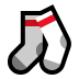 🧦 socks Emoji on Windows Platform