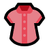 👚 woman's clothes Emoji on Windows Platform