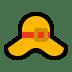 👒 Woman's Hat Emoji on Windows Platform