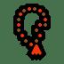 📿 prayer beads Emoji on Windows Platform