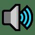 🔊 speaker high volume Emoji on Windows Platform