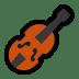 🎻 violin Emoji on Windows Platform