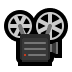 📽️ film projector Emoji on Windows Platform