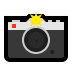 📸 camera with flash Emoji on Windows Platform