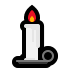 🕯️ candle Emoji on Windows Platform
